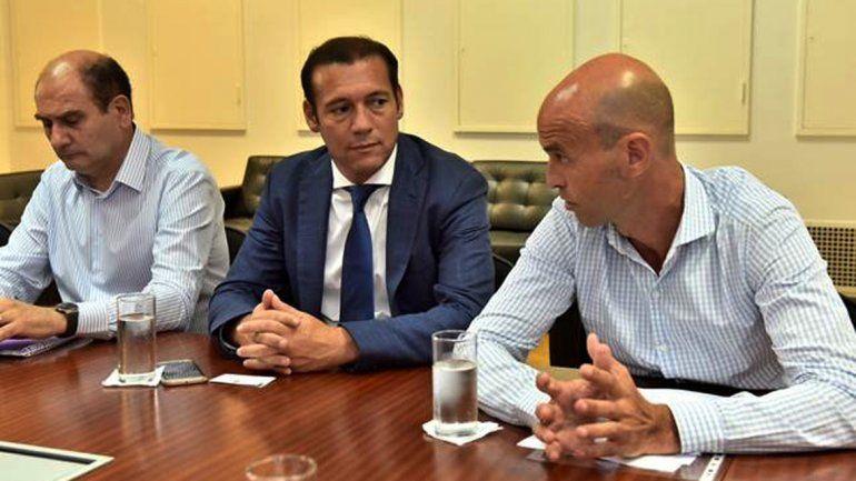 Gutiérrez gestionó en Nación obras viales para la cordillera