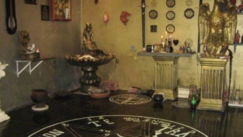 El responsable del templo umbanda quedó imputado y fue detenido