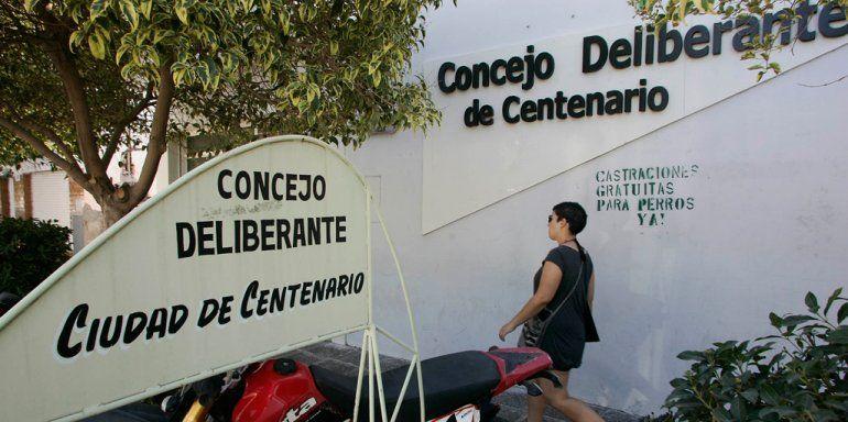 La iniciativa de reforma ingresó al Deliberante de Centenario hace días.