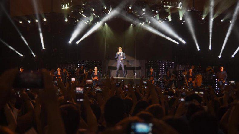 Así se vivió el espectacular show de Ricky Martin en el Ruca Che