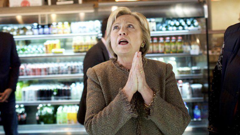 Hillary Clinton desembarca con todo en Carolina del Sur.