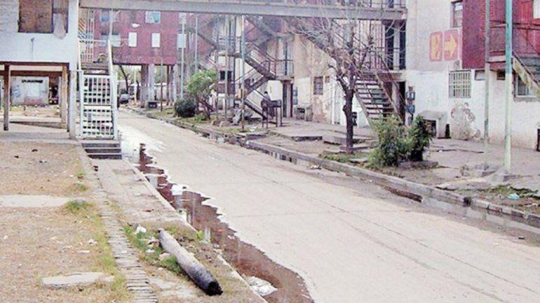 El barrio Carlos Gardel es el área donde operaba la banda que integraba la abuela narco.