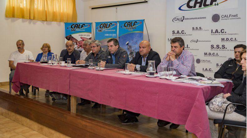 La lista de Garayo se impuso en la elección de delegados de Calf