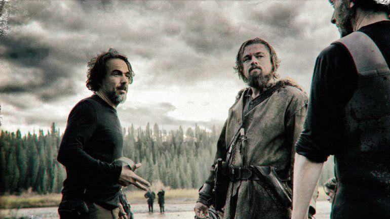 Leonardo DiCaprio va por su primer Oscar con El renacido
