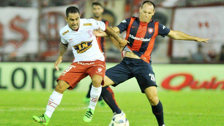 Huracán rescató un empate en el clásico ante San Lorenzo.