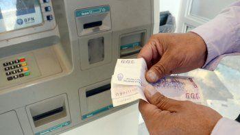 Mañana pagan el bono de 3500 pesos a los estatales