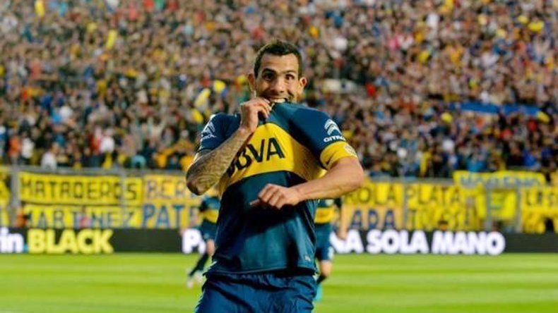 Carlitos es una fija en un Boca que viene en alza tras dos victorias.