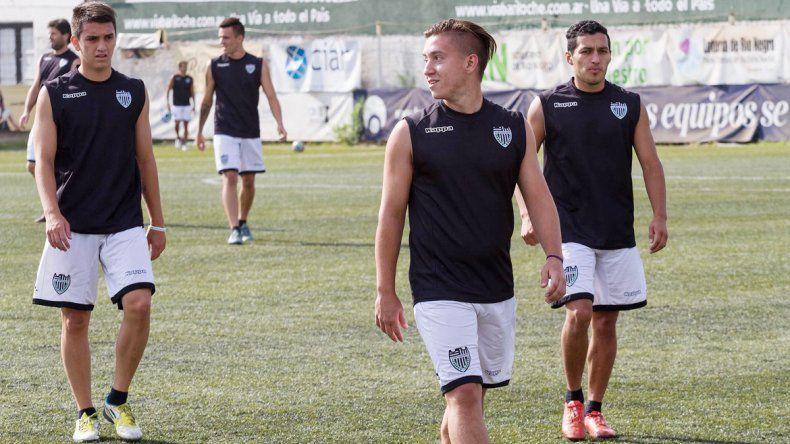 Strak será titular en el equipo de Homann para visitar Bahía Blanca.