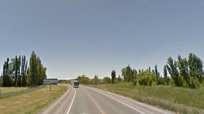 Tragedia en la Ruta 151: un nene de 3 años murió tras ser embestido por un auto