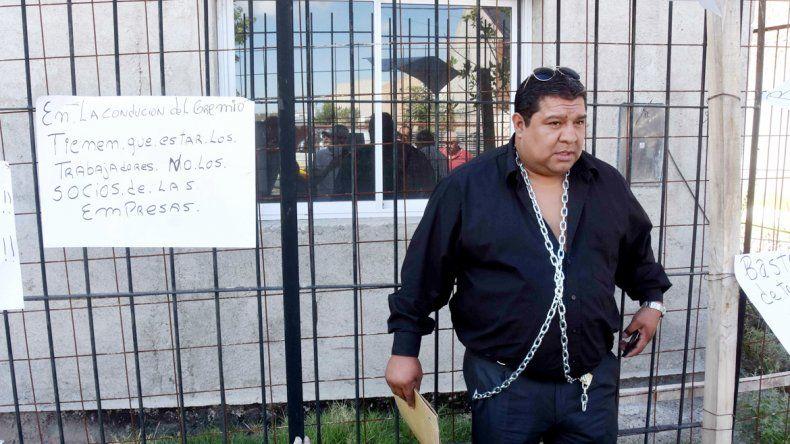Juan Oyón trabajaba en la empresa Andesmar.