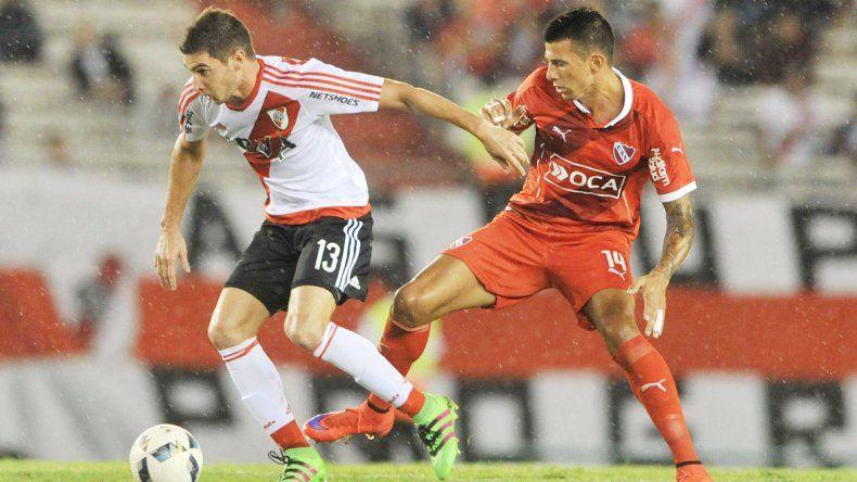 River vence a Independiente en el Monumental