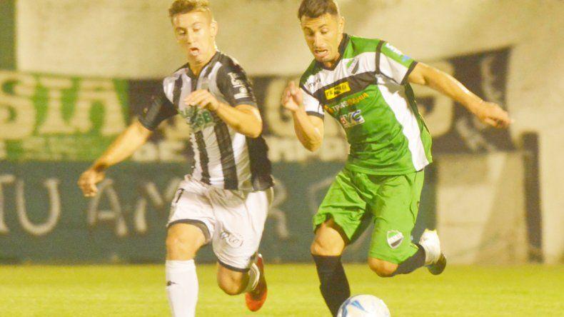 El Albinegro jugó tres partidos y sumó sólo dos puntos.