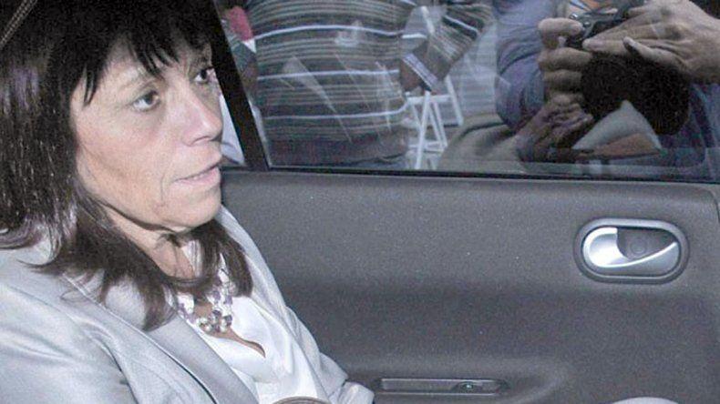 La jueza en lo criminal Fabiana Palmaghini.