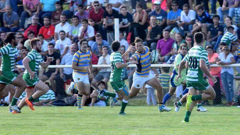 Marabunta e Hindú tuvieron un gran partido que quedó para los de Buenos Aires.
