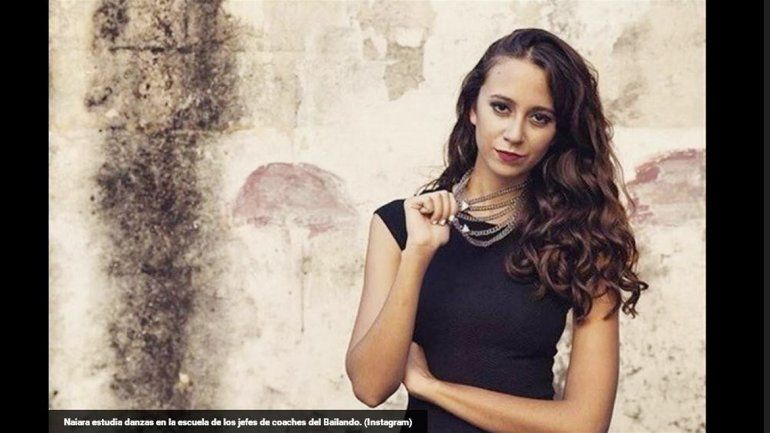 Naiara Awada es la hija del actor y hermano kirchnerista de la primera dama