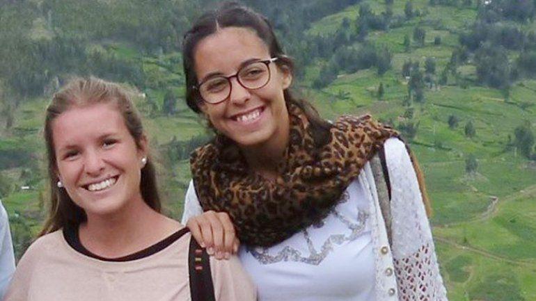 Marina Menegazzo y María José Coni fueron asesinadas en Ecuador.