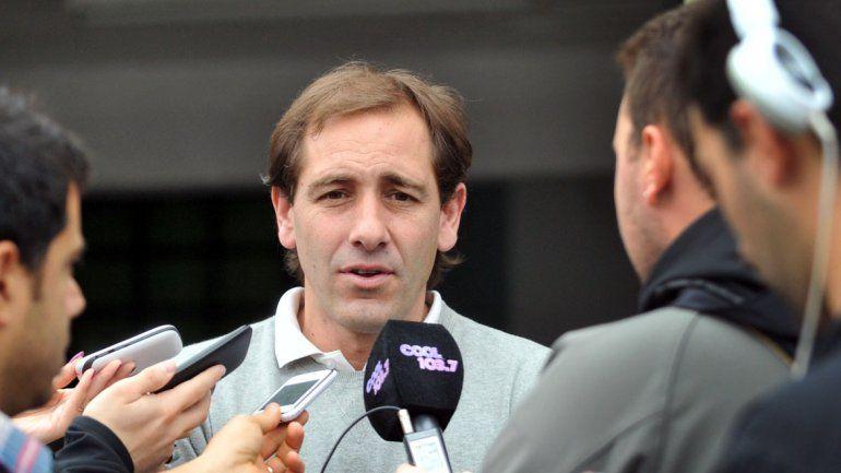 Julio Garro.