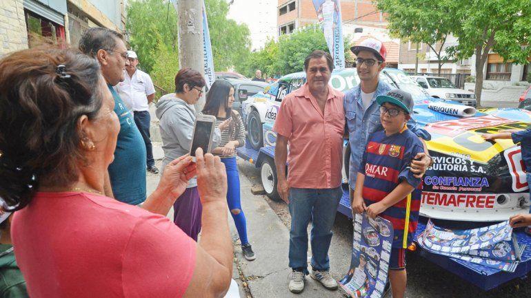 Cerca de la gente. Camilo Echevarría