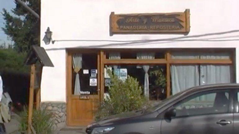 Panadería Arte y Manteca de Villa La Angostura.