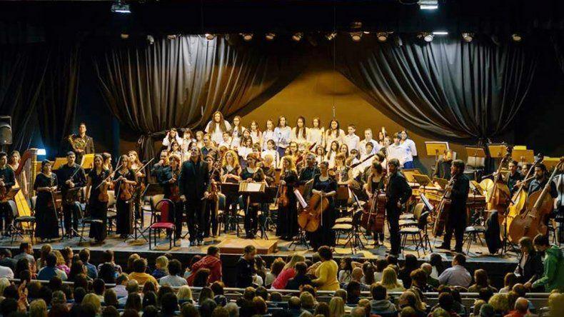 Otra cita con su público. La orquesta y Andrés Tolcachir