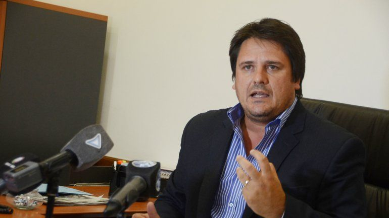 Gaido cuestionó la difusión de los sueldos de los funcionarios