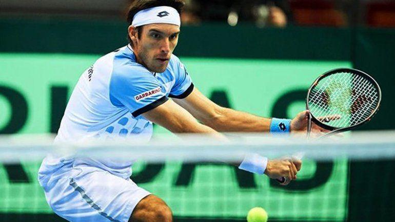 Mayer venció a Przysiezny y le dio el pase a cuartos a Argentina