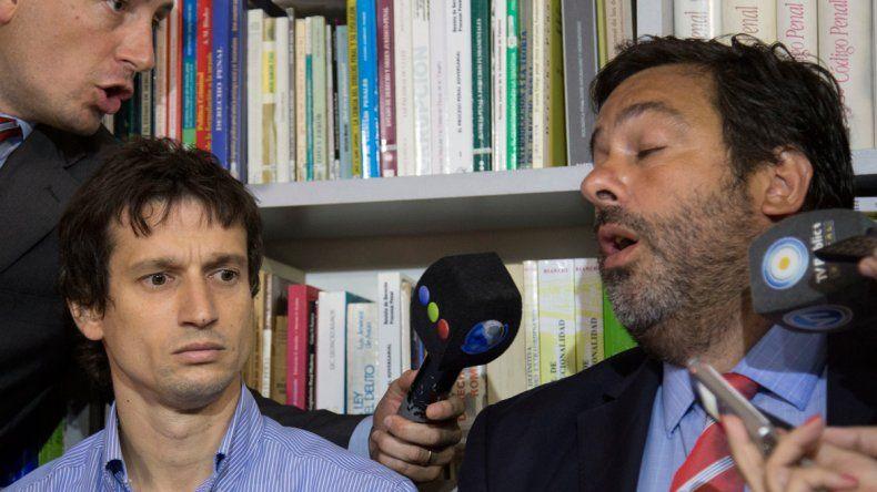 Lagomarsino pidió que no pase a la Justicia Federal