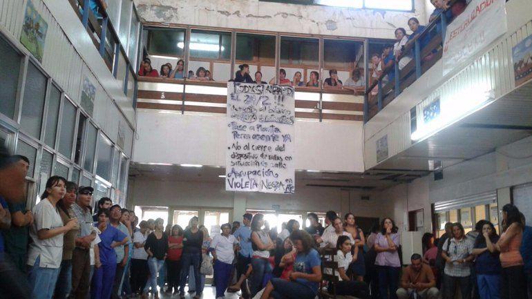 El Castro Rendón rechazó la oferta del Gobierno y lanzó un paro