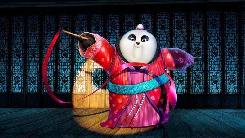 Kate Hudson interpreta a Mei Mei