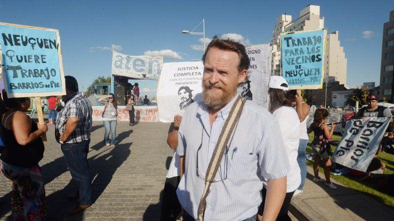 Mañana paran y se movilizan los docentes por el caso Fuentealba II