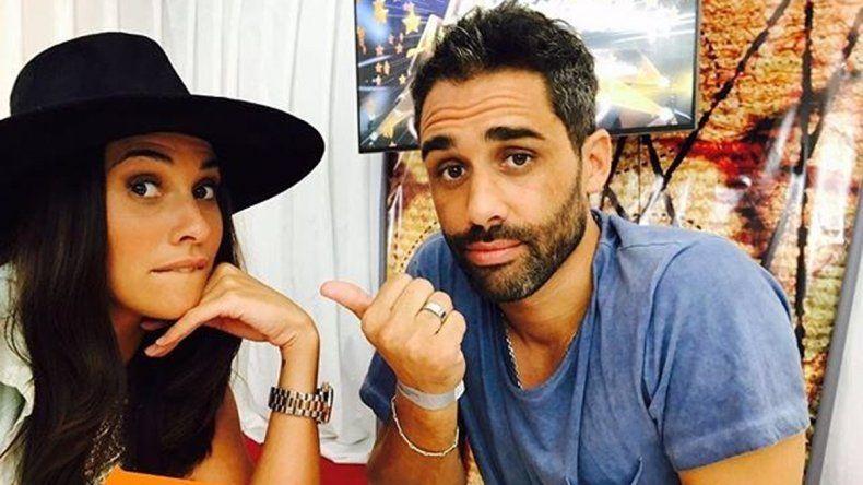 El Pollo Álvarez se desentendió del asunto diciendo que hace mucho que no tiene contacto con su ex novia