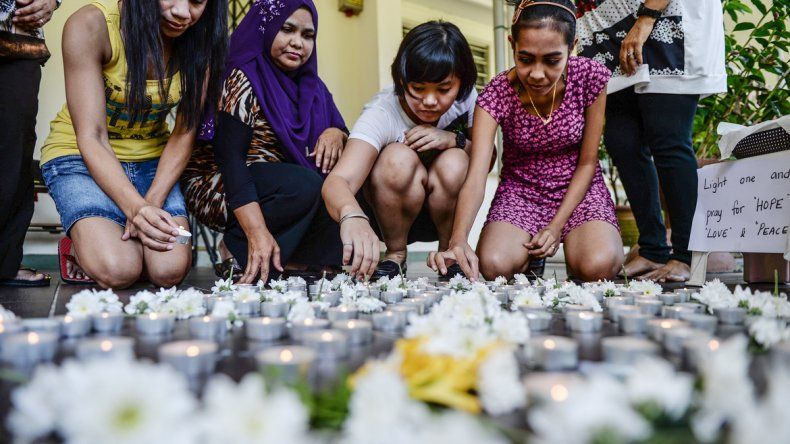 Niños de Petaling Jaya