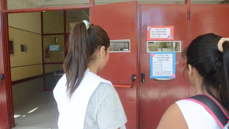 Hoy se cumplirá el segundo día de paro docente. Mañana no habrá clases debido a la jornada institucional.
