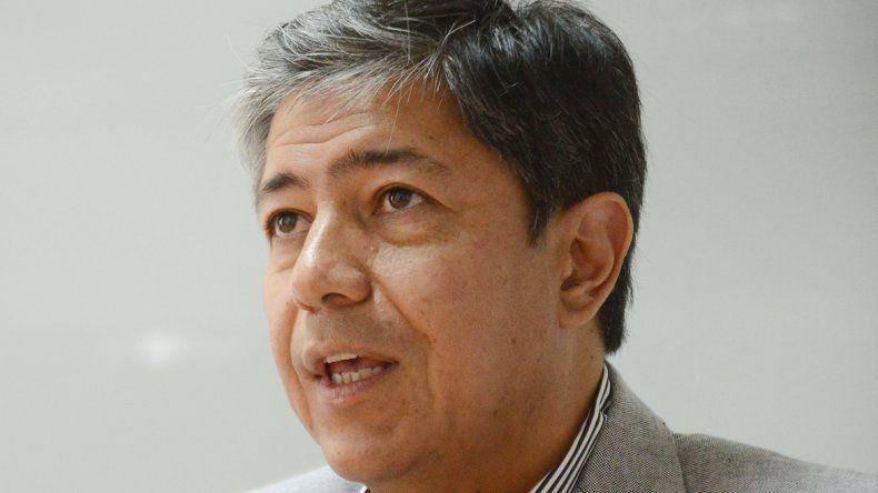 El vicegobernador respaldó las gestiones de Gutiérrez.