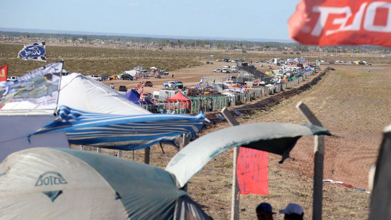 El Turismo Carretera pasó por Neuquén y fue un verdadera fiesta