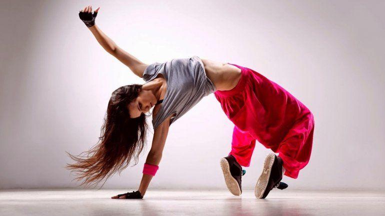 Para ponerte en forma, mejor bailá