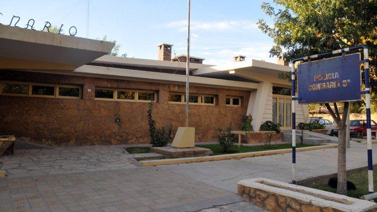 Comisaría 5º de Centenario.