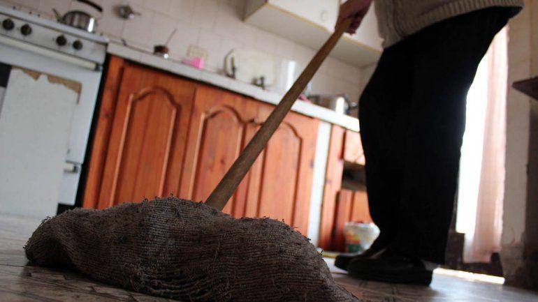 Empleadas domésticas lograron un 33% de aumento salarial