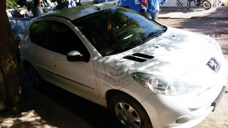El Peugeot 207 será restituido a la víctima.