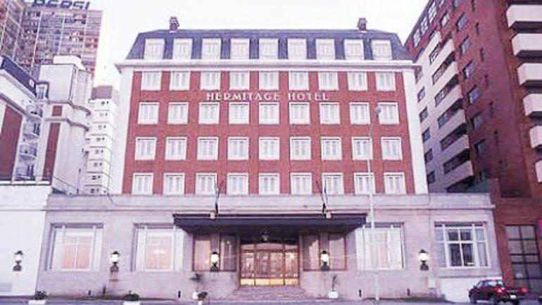 El hotel de cinco estrellas fue clausurado preventivamente.