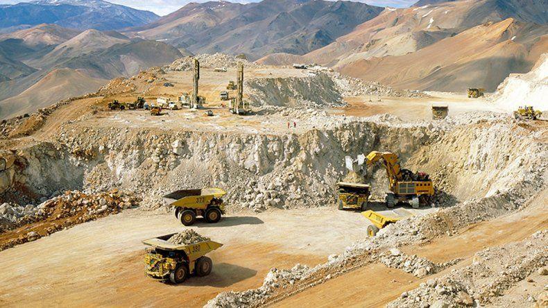 La mina Veladero es operada por Argentina Gold