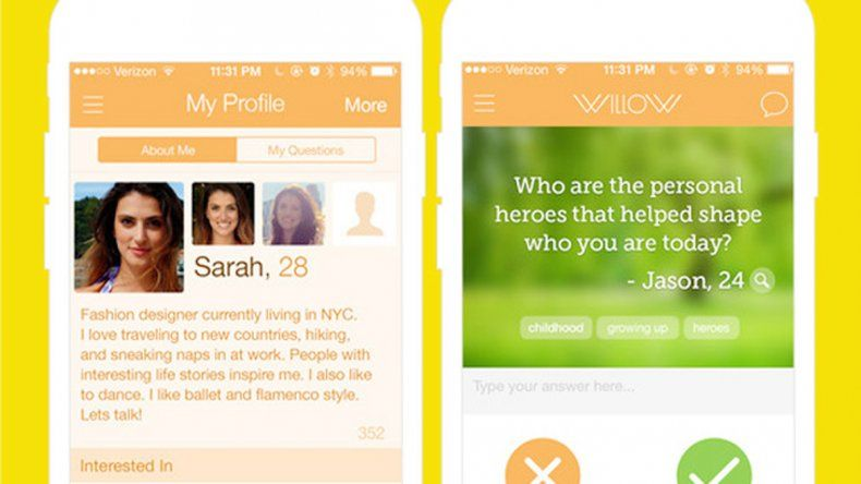 La aplicación ya está ganando popularidad en Estados Unidos.
