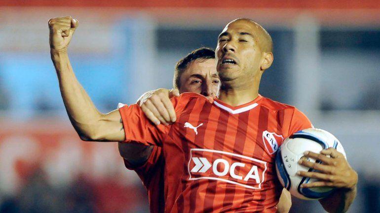 Matos estará en el CASLA ante Arsenal. Vera se ganó el puesto en el Rojo.