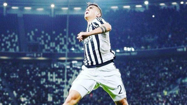 El ex Instituto ya se ganó al público de Juventus a fuerza de goles.