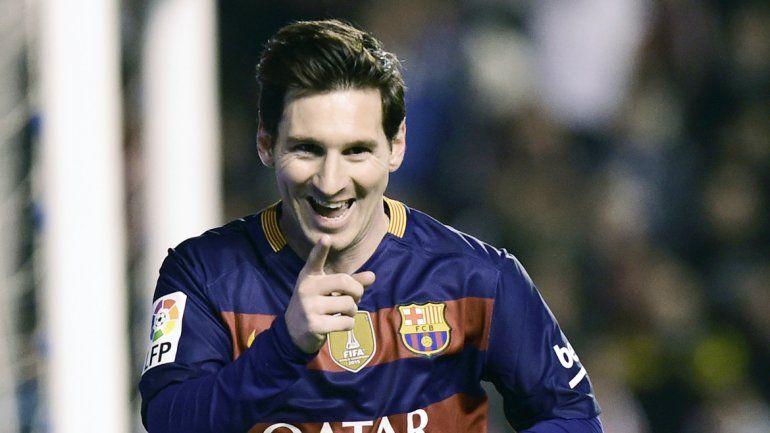 Messi estará desde el vamos en el equipo culé.