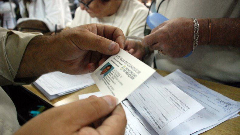 En tres meses se realizaron 8 mil licencias de conducir