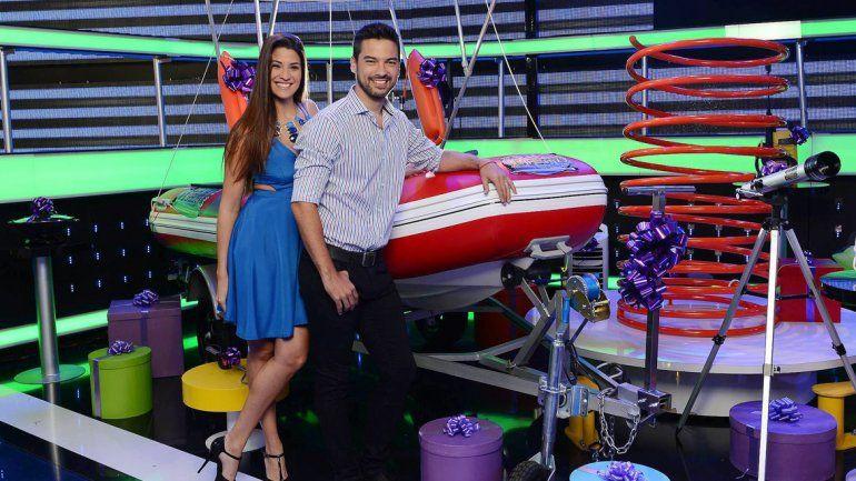 Ivana será parte de otro ciclo de juegos con Diego Korol