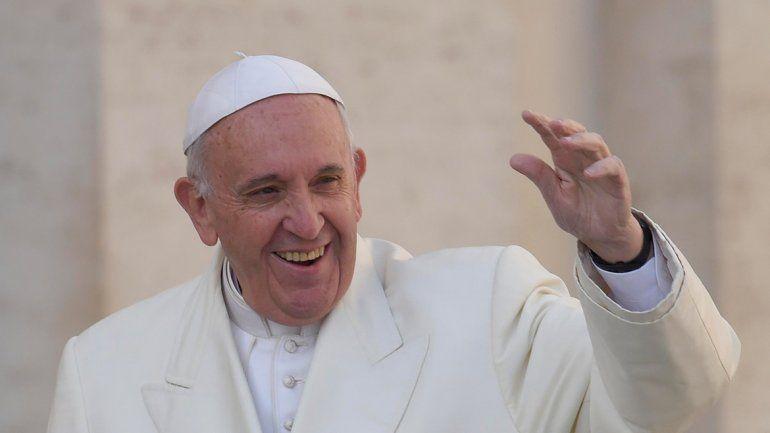 Francisco le pidió a Macri por la reconciliación y la fraternidad