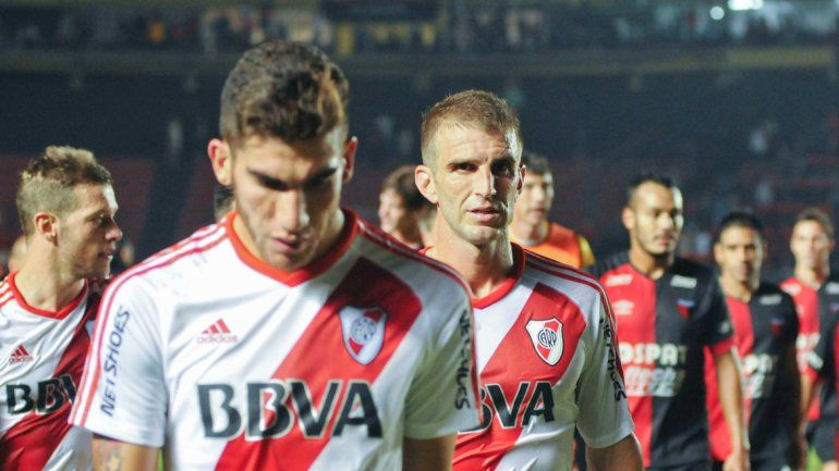 Mucho para lamentar. River quedó a ocho puntos de Rosario Central y desperdició la oportunidad única de acortar la brecha.