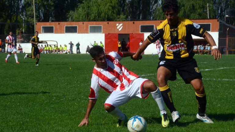 En el sur, el Rojo neuquino pierde 3 a 1 con Deportivo Madryn